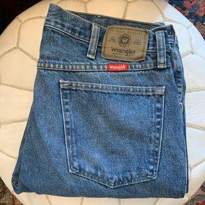 🎉5/20 SALE🎉Wrangler Mens Regular Fit Jeans 35x30